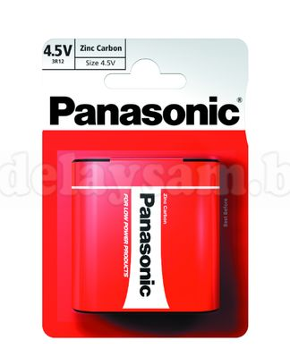 Элемент питания  PANASONIC 3R12 BP
